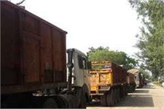 2 days to prevent heavy vehicles instructions