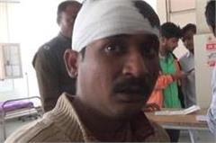 gohana  aerial firing  valmiki chowk attacker