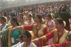 50 thousand students made world record by singing vande mataram