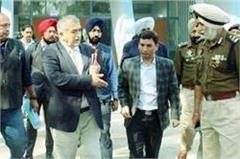 evm tampering complaint ec team arrived in ludhiana
