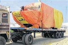 sukhbir s dream bus sent back to goa