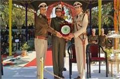 haryana police adgp farewell celebrated with all due respect