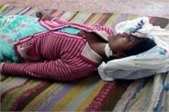 lady suicide due to demand of dowry