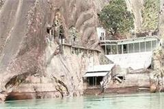 will the ancient pavan mukteshwar dham be immersed in water