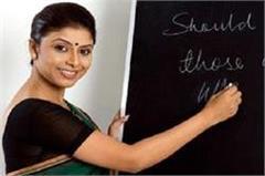 haryana chandigarh associate professor principal
