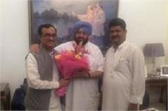 capt amarinder congratulates in delhi
