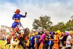 discussions about the celebration of hola mohalla