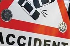 nakodar road bus and tractor trolley collide in horrific collision