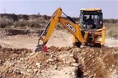 haryana up haryana border dispute on behalf of mining big action
