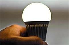 led bulbs will be distributed in the country 77 million