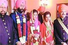 and dr amarinder karan singh family has 3 a