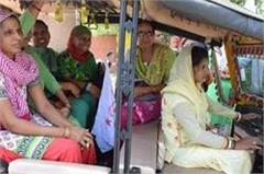 hisar haryana sunita devi auto driver