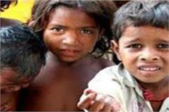 beggars children