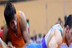 bajrang punia won gold medal