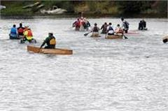 kayaking and knowing competition will be organised at kapurthala