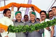 chief minister virbhadra singh handed over 60 crores to doon assembly