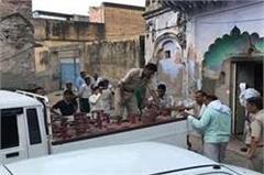 cm flying raid in haryana