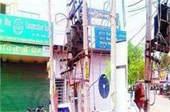 electric transformer is danger