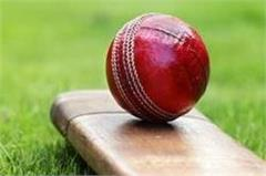 trial for cricket academy on june 11