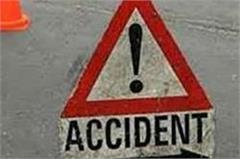 two persons die in a road accident in jhabua district