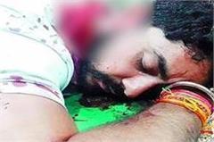 manu kapoor accused of killing a bjp leader on murderous assault case sarandar