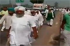 i workers reach shambhu border