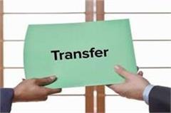 political intervention in teachers   transfers