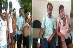 villagers attack on kanvd boys