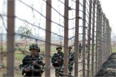 intruder control over indo pak border