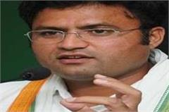 congress will come to power in the hands of workers tanwar