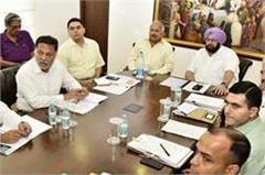 order by the cm of the review of the fee structure in flying training institutes