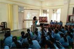 blue whale  haryana  students  counseling  haryana child protection commission
