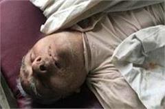 old man dead body found in pond