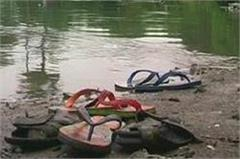 3 kids immersed in shankar ghat rescue operations continue