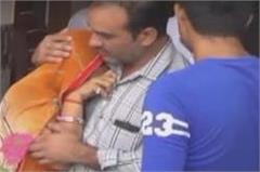 bjp leader assault took the life of the patient going to the ambulance