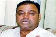 excise minister prakash chaudhari target on the sukhu read what he said