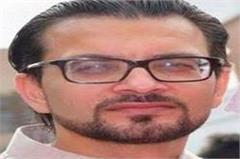 deputy mayor brother dead body found in canal