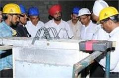 inauguration of new pilot project for obtaining zinc