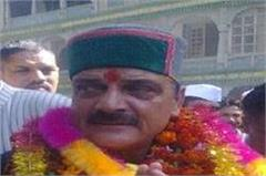 nand lal of congress from rampur hat trick of victory