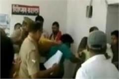 when kotwali made akhada policemen wiggle out loud
