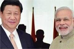 modi and shi meet tomorrow after the deadlock