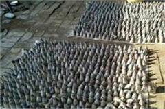 illegal cracker factoryin muktasar police raid