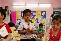 pre nursery classes started in the state without preparing