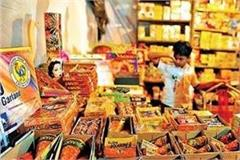 unregistered firecrackers will have to sell expensive