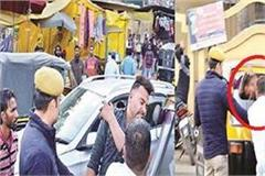 delhi driver beating