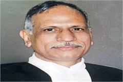 justice govind appointed acting chief justice of allahabad high court