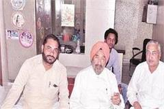 chief minister did not go to gurudwara sahib to disrespect sikh community