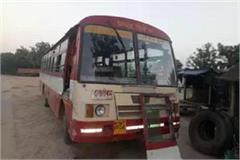 truck hits bus 6 killed 2 injured