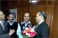 bk agarwal himachal new chief secretary