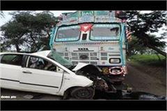 nine incidents in prayagraj 9 people of same family injured